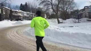 Yasso 800m - Training for A Boston Marathon (BQ) - Mississauga Marathon