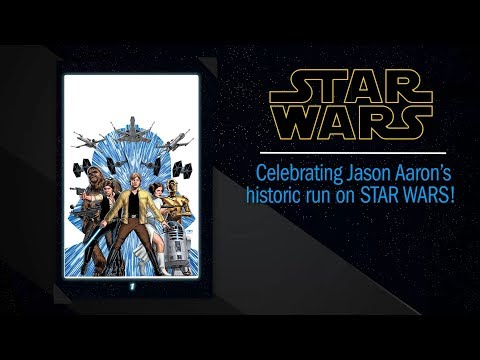 Star Wars: Celebrating Writer Jason Aaron's Historic Run!
