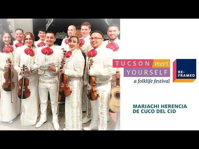 Mariachi Herencia de Cuco Del Cid