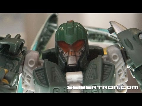 Transformers China Imports Generations Voyagers at SDCC 2012 from Hasbro
