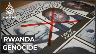Rwanda genocide: French court to decide on handing suspect to UN