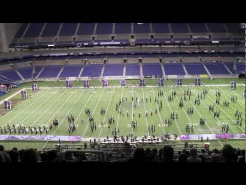 Round Rock High School Band - 2012 BOA Finals