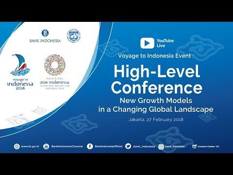 Livestreaming : High-Level International Conference