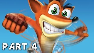 Crash Bandicoot in Uncharted 4 A Thief's End Walkthrough Gameplay Part 4 (PS4)