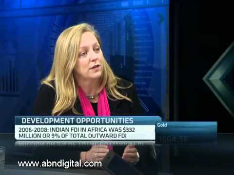 Asian investments in Africa with Karin Finkelston