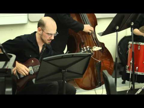 A straight ahead original piece and arrangement performed at my MTSU graduate recital in 2012.