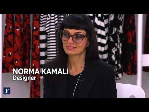 Norma Kamali's Second Act | Forbes