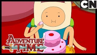 Adventure Time | Walnuts & Rain | Cartoon Network
