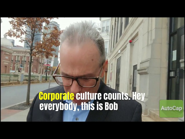 Corporate Culture Counts