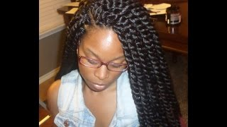 Crochet Braids: Havana Mambo Twists