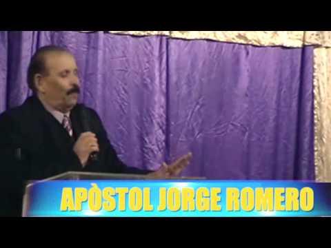 TESTIMONIO DEL APÒSTOL JORGE ROMERO