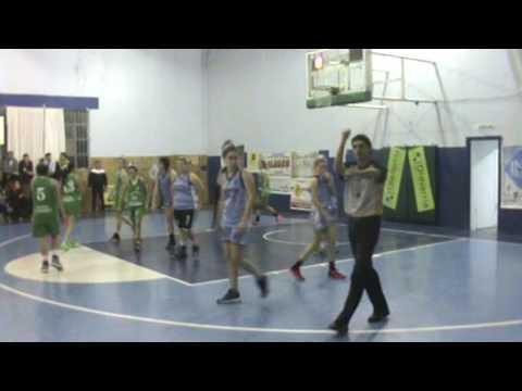 Provincial Femenino U15: Ferro vs Pacifico ,,primer tiempo