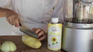 La Tourangelle Organic Sunflower Oil Potato Latkes