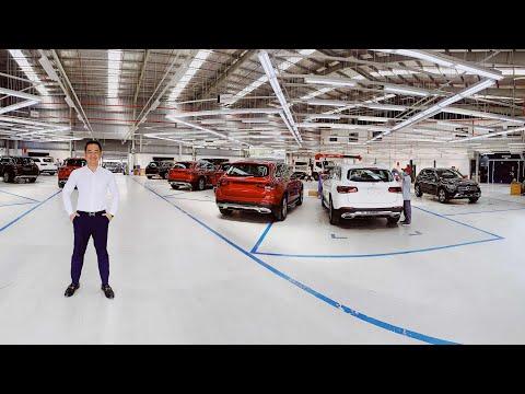 """""""Đột nhập"""" trung tâm PDI triệu đô của Mercedes tại Long An để chiêm ngưỡng chiếc GLC 200 facelift"""