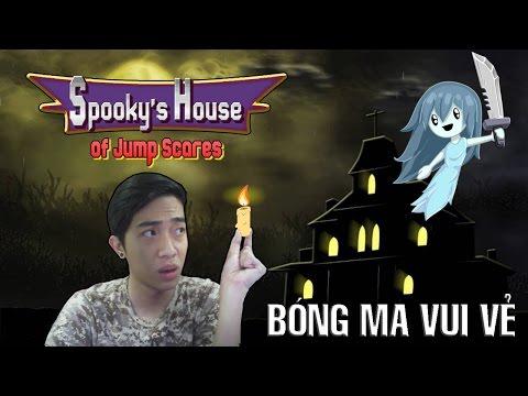 Bóng ma vui vẻ | Spooky's Jumpscare Mansion