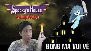 Bóng ma vui vẻ | Spooky's Jumpscare Mansion thumbnail