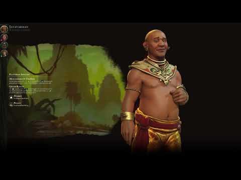 Civilization VI - King Jayavarman Trailer