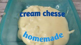 Cream Chesse Homemade 2 Bahan