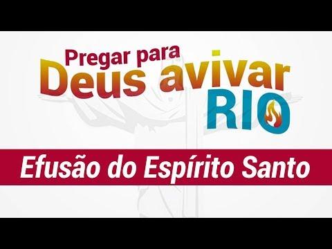 EFUSÃO DO ESPÍRITO SANTO #8 // SEM. DE VIDA NO E.S // SANDRO DIAS
