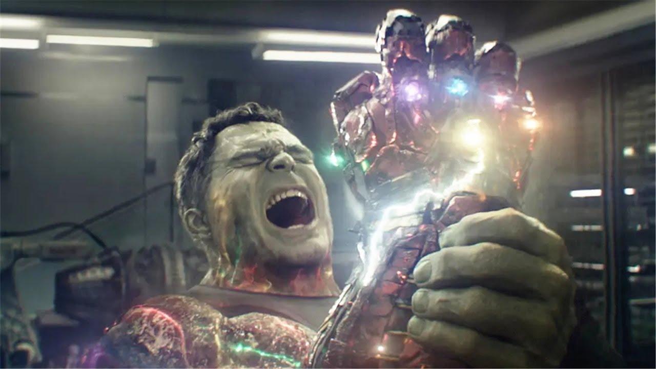 宇宙大能与超级英雄们的终局之战!漫威10年场面最宏大收尾,能把人看哭的科幻片!