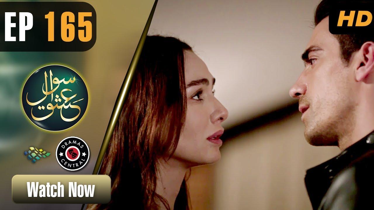 Sawal e Ishq | Episode 165 | Turkish Drama | Ibrahim | Birce Akalay | Turkish Dramas Channel