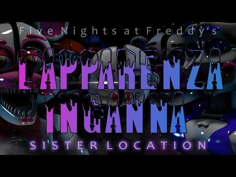 creepypasta - L'apparenza inganna (five nights at freddy's sister location) [ITA]