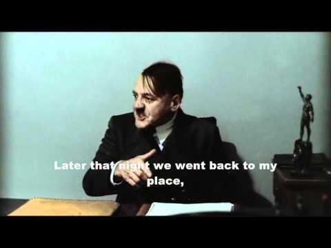 Hitler Is Informed Ian Abercrombie Has Died
