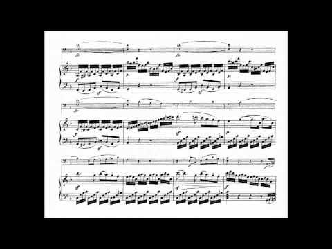 Beethoven Sonata for cello and piano No 1 Op 5 No 1 in F major (1/2)