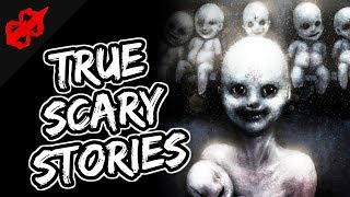 Scary Stories | 5 True Scary Stories | Ghost Stories | Disturbing Horror Stories