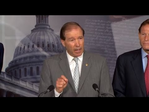 Tom Speaks at Press Conference Before Unveiling Major Legislation to Reform FISA Courts