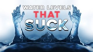10 Video Game Water Levels That Absolutely SUCK