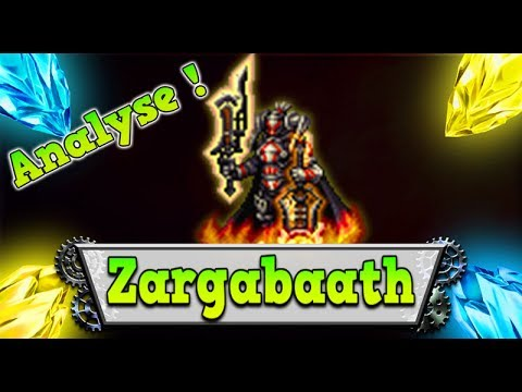 FFBE FR - ANALYSE Zargabaath [ Brave Exvius Review ]