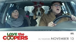LOVE THE COOPERS - Trailer #1 HD