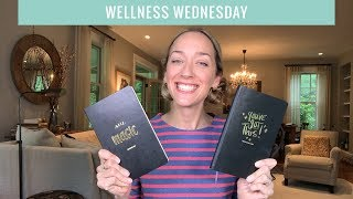 A peek into my journaling practice ( special giveaway)! Wellness Wednesday with Kris Carr