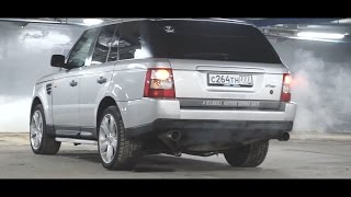 Range Rover Supercharged за 500 тысяч  Этот выхлоп БОМБИТ!