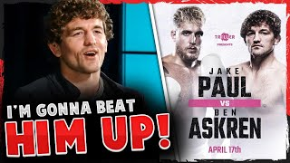 BREAKING! Ben Askren vs Jake Paul OFFICIAL! Tony Ferguson calls out Dustin Poirier, Conor McGregor