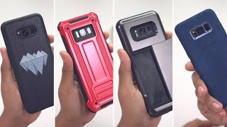 My Top 10 Favorite Galaxy S8 Cases!