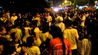 Nhảy Flashmod - Vui hội trăng rằm - ánh trăng trẻ thơ - công viên 23/9 29/9/2012