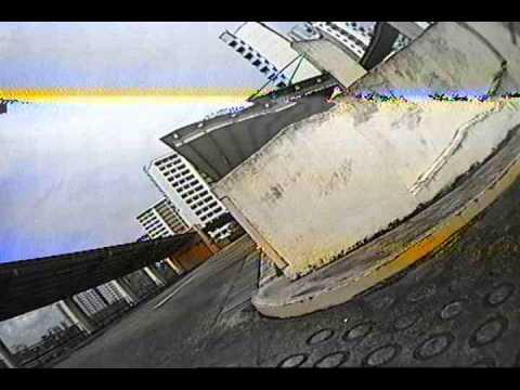 Martian 5 first 40 deg tilt in carpark