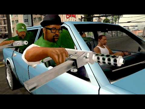Grand Theft Auto Joyride by Da Shootaz (lyrics and pics)