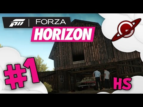 forza horizon hs 1 les tr sors de grange fr youtube. Black Bedroom Furniture Sets. Home Design Ideas