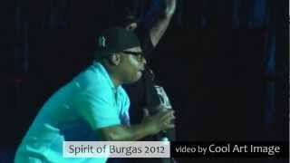 Busta Rhymes - Make it clap (live at Spirit of Burgas 2012)