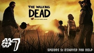 The Walking Dead - Episode 2 - Gameplay Walkthrough - Part 7 - Monsters And Men (xbox 360/ps3/pc)