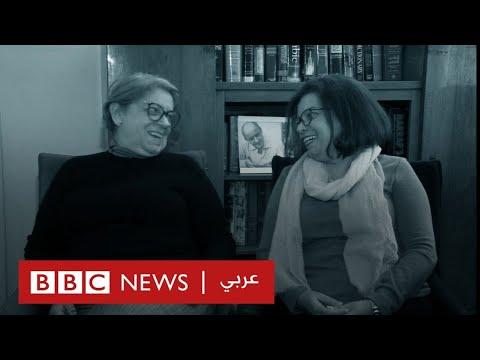 يهودية ومسلمة فلسطينية يحميان المعابد في مصر