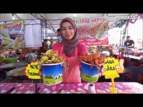 Thai Halal Food Festival 2018 in Putrajaya