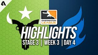 Houston Outlaws vs Dallas Fuel   Overwatch League Highlights OWL Stage 3 Week 3 Day 4