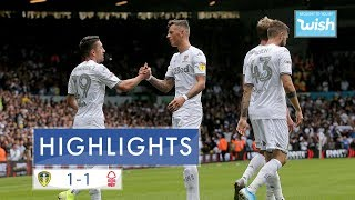 Highlights | Leeds United 1-1 Nottingham Forest | EFL Championship