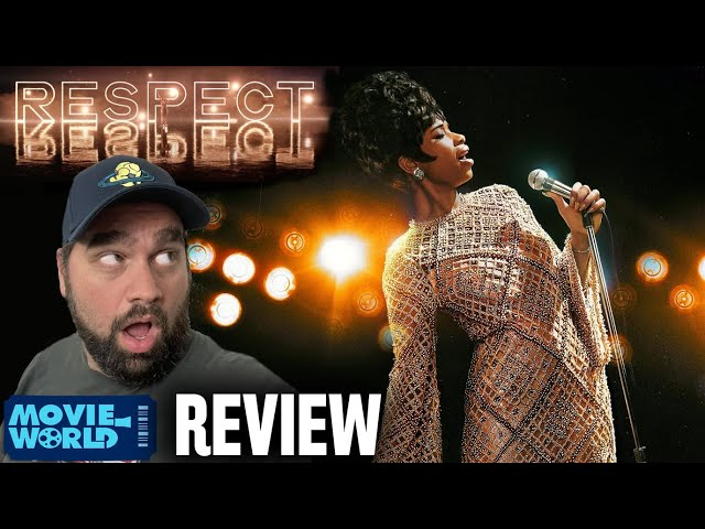 Respect - Movie REVIEW - Jennifer Hudson's Aretha Franklin Bio Pic Is GREAT