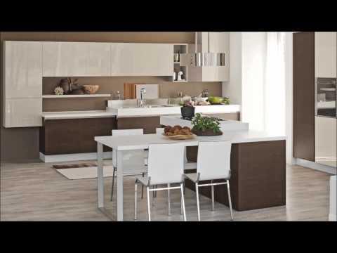 Cucina Moderna Mod. BRAVA | Cucine LUBE Torino - YouTube