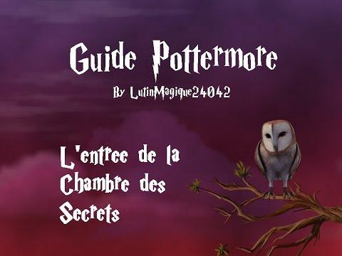 Guide Pottermore // L'entrée de la...